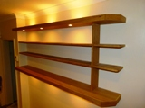 Oak Richmond Floating shelving